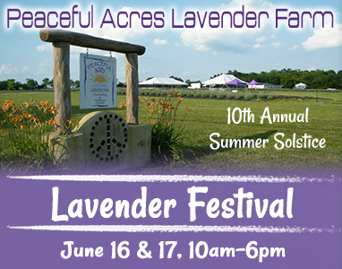 2018 10th year Lavender Festival Anniversary